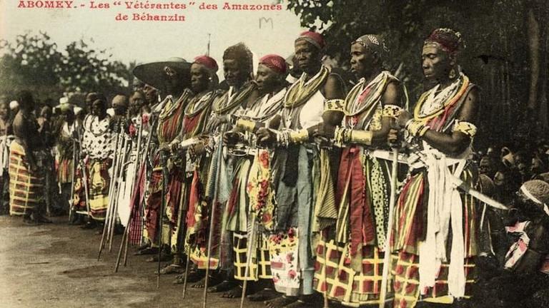 The Dahomey Amazons